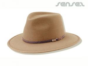 Reisenden Akubra Hüte