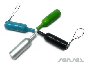 Flasche geformt USB-Sticks (2 GB)