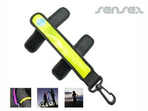 LED Reflective Safety Flasher Armbands
