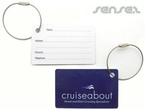 Luggage Tag Cards
