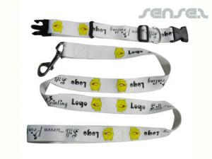 Dog Leashes with Collars