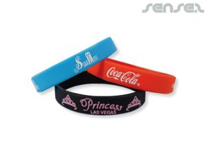 Rushed Silicone Wristbands