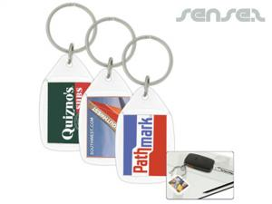 Drop Acrylic Key Chain