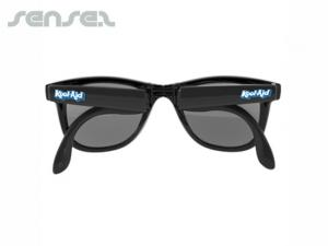Folding  Retro Sunglasses