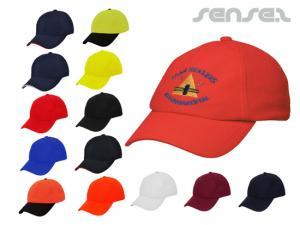 Fabric Caps
