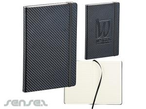 Carbon Fibre notebooks