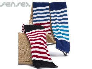 Multi Striped Towels