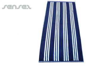 Jamaican Stripe Towels