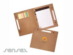 Eco Hinweis Folders