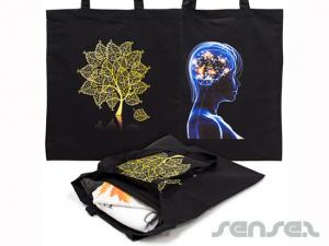 Full Colour Printed Cotton Bags