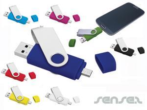 Smartphone-Speicher USB-Stick (2GB)