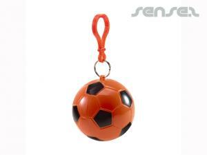 Rain Poncho Footballs