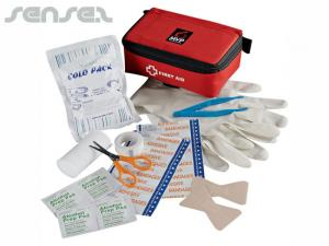 Portable First Aid Kits (24pc)