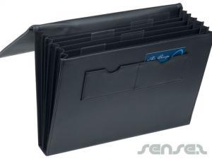 A4 Expandable Folders