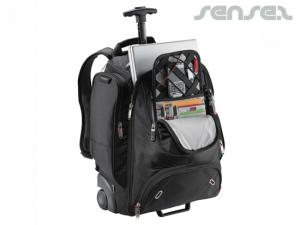 Security-Friendly Laptop Backpacks with Wheels