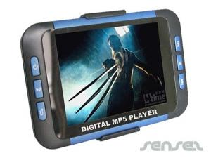 Digital MP5 Players (3.5 inch)
