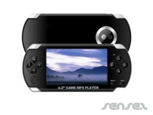 PSP Spiel MP5-Player