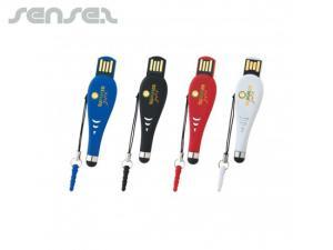 USBスタイラスペン(1GB)