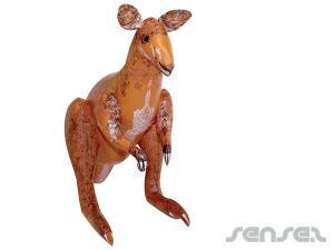 Aufblasbare Kangaroo
