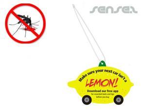 Mückenschutz Lufterfrischer für Autos