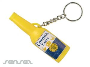 Bottle Whistles Keyrings