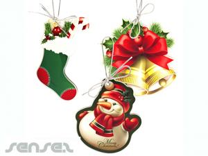 Acryl Individuelle Weihnachts ornamets