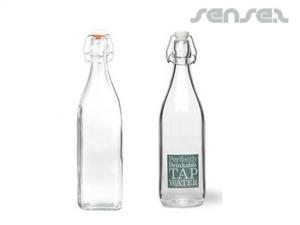 Clipseal Klassische Wasserflasche (1L)