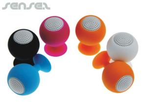 Suction Speakers
