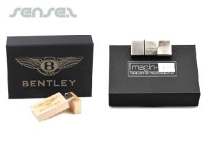 Black Deluxe USB Boxes