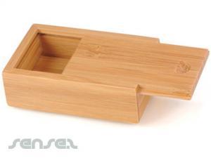 Holz-USB-Boxen