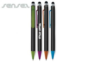 Colour Trim Stylus Pens