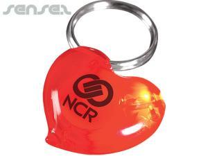 Herz Mini Taschenlampen