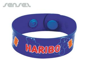 Full colour PVC Wristbands