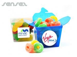 Plastic Lolly Noodle Boxes