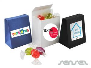 Cardboard Lolly Packs