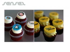 Printed Cupcake Tops