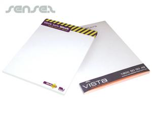Cheap A5 Recycled Notepad (10 Pages)