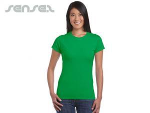 Damen-T-Shirts (Euro-Fit)