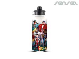 Creative Water Bottles (BPA free)