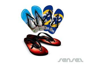 Full Colour Flip Flops