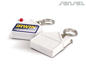 Haus Maßband Schlüsselanhänger