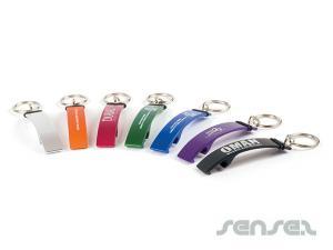 Cheap Hook Bottle Opener Keyrings