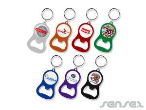 Flaschenöffner Schlüsselanhänger