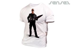 Vollfarbe bedruckte T-Shirts