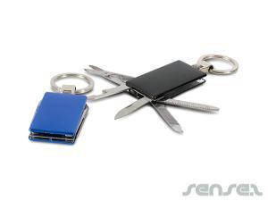 Multi Tool Keyrings