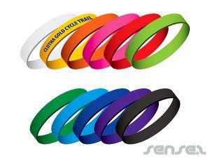 Günstige Silikon-Armbänder