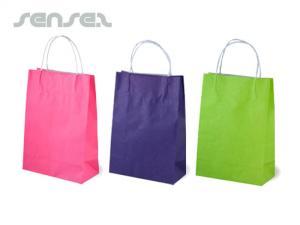 Colour Paper Bags (Midi)