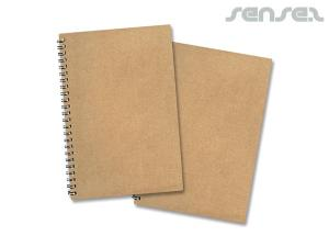 Eco A5 Notebooks