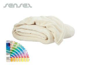 Super Soft PMS Colour Fleece Blankets