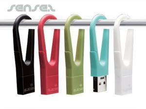 Carabiner Hanger USB Sticks (2GB)